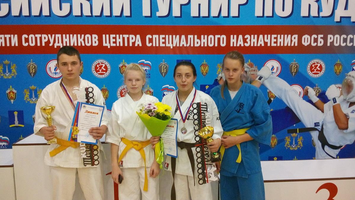 Успешное выступление спортсменов клуба Витязь на турнирах в...</div> </li> <li> <a href=