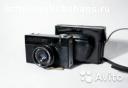 Советский фотоаппарат Вилия-Vilia с объективом triplet 69-3 4