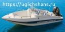Купить лодку (катер) Wyatboat-3 DC OPEN
