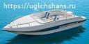 Купить лодку (катер) Wyatboat-3 с рундуками