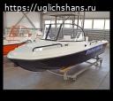 Купить лодку (катер) Wyatboat-430 M combi