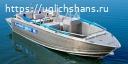 Купить лодку (катер) Wyatboat-490 DC