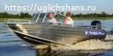 Купить лодку (катер) Wyatboat-490 Pro