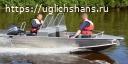 Купить лодку Wyatboat-390 M с консолями