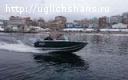 Продаем лодку (катер) Волжанка 46 Фиш
