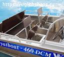 Продаем лодку (катер) Wyatboat-460 DCM.