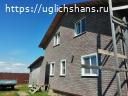 Продается 2-ух этажный дом с недоделанной внутренней отделкой, тел.8960-527-4878