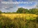 Продам участок 5 км. от города,50 соток,левый берег,деревня Лаптево