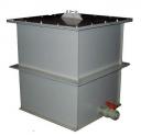 Ванны полипропиленовые для кислого и щелочного электролита